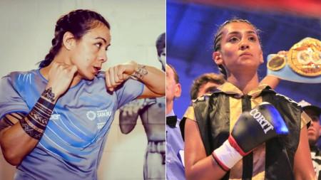 Cecilia Román y Leonela Yúdica defienden sus títulos ante difíciles rivales