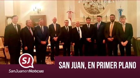 San Juan, en primer plano | #SanJuanEnNoticias