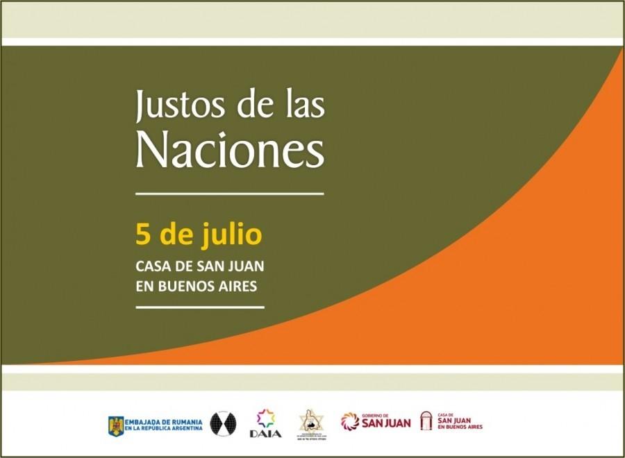 """Lanzamiento de la exposición """"Justos de las Naciones"""""""