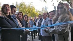 Venerando inauguró el Centro de Salud Alonso Fuego