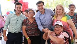 La Colonia de Verano en la Capital quedó inaugurada para casi mil participantes