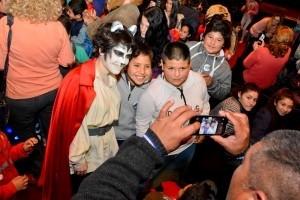 Más de 900 niños disfrutaron de la magia del Gato con Botas