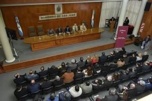 El Consejo Federal de Seguridad Vial sesiona en San Juan