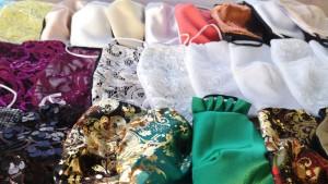 Diseñadores sanjuaninos entregarán tapabocas en el Cívico