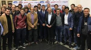 En Buenos Aires, Uñac presentó el Desafío de las Estrellas que se correrá en San Juan