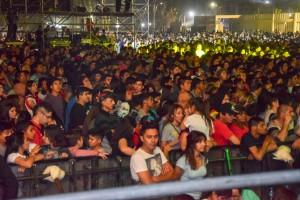Más de cincuenta mil personas celebraron la llegada de la primavera en el Parque de Mayo