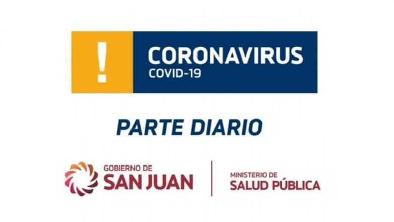 Parte de Salud Pública sobre coronavirus Nº21 - 2/04