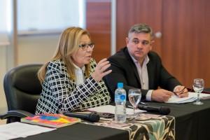 Provincia y municipios analizan aspectos de la Ley de Responsabilidad Fiscal Municipal