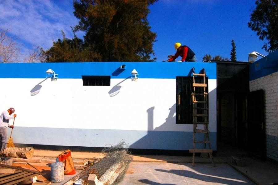 Refacciones y nuevas instalaciones para la Comisaría N°23