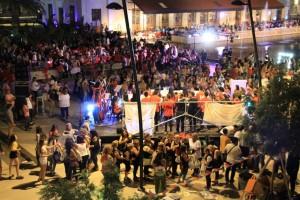 Los talleres comunitarios mostraron su potencial en la Feria Navideña