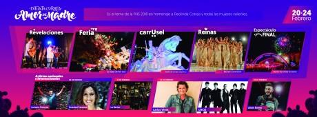 Estos son los shows que se podrán disfrutar en la Feria y Exposición del Parque