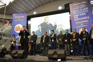 Jornada interministerial con más de 5000 jóvenes