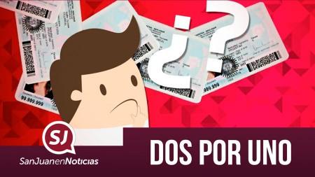 Dos por uno | #SanJuanEnNoticias