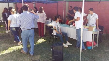 Barrio La Estación: integrando a la comunidad desde el Centro de Salud