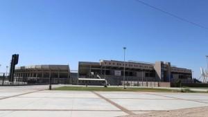 El estadio del Bicentenario espera por el fútbol de Binacionales
