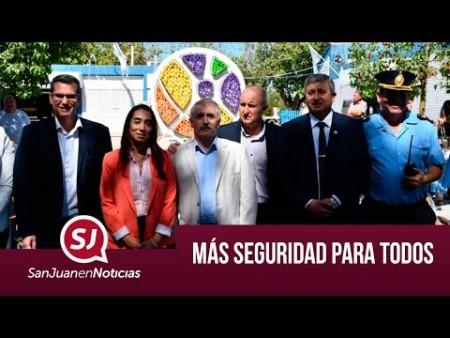Más seguridad para todos | #SanJuanEnNoticias