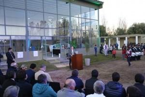 Se inauguraron obras en el San Juan Rugby Club