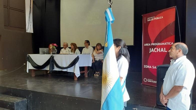 Jáchal fue sede de las XVII Jornadas Rurales de Enfermería y IV de Medicina General