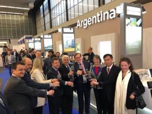 Excelente inicio de la Feria de Vino a granel en Ámsterdam