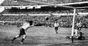 Los futbolistas argentinos celebran su día