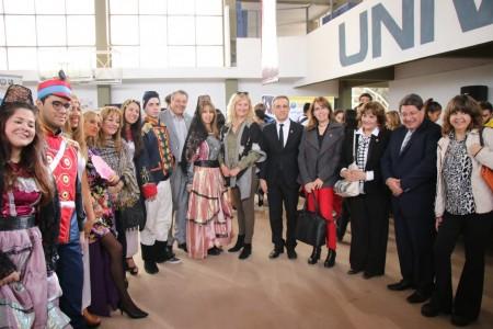 Más de cuatro mil estudiantes ya visitaron la Feria Educativa