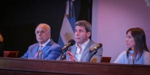 """Uñac: """"El turismo llegó a nuestra provincia para quedarse"""""""