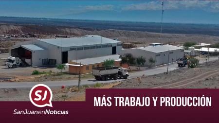 Más trabajo y producción   #SanJuanEnNoticias