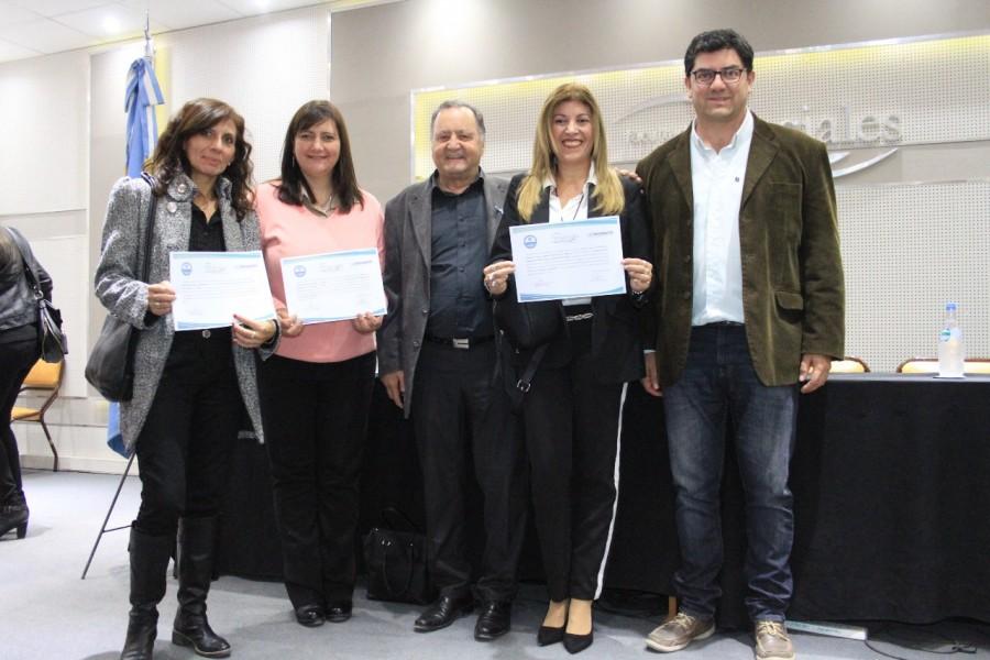 Entregaron certificados del posgrado en Criminología orientada a la 'Violencia de Género'
