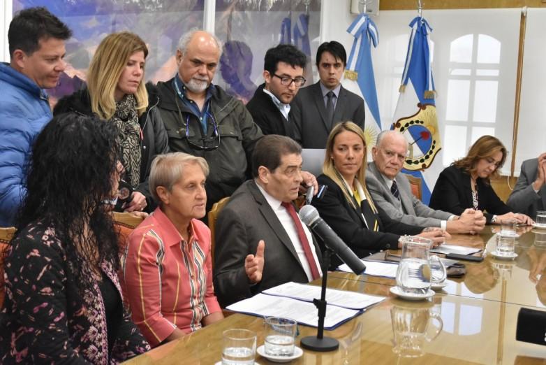 San Juan, en camino a implementar el Código Rosa contra la violencia
