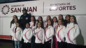 Richet Zapata viaja al Nacional de Gimnasia