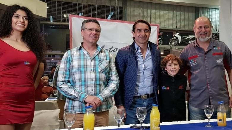 Facundo Mora y su sueño de motociclismo mundial