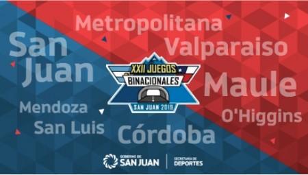En vivo: Juegos Binacionales San Juan 2019