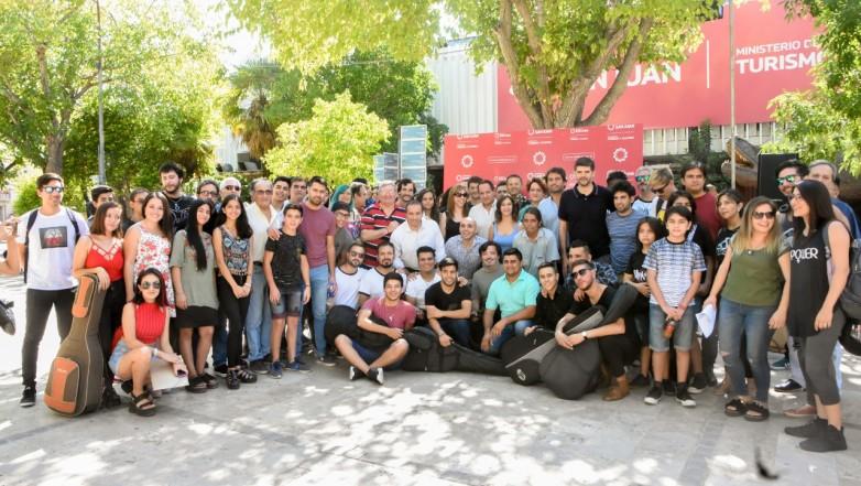 Cerca de 200 conjuntos y solistas sanjuaninos serán parte de la FNS 2020