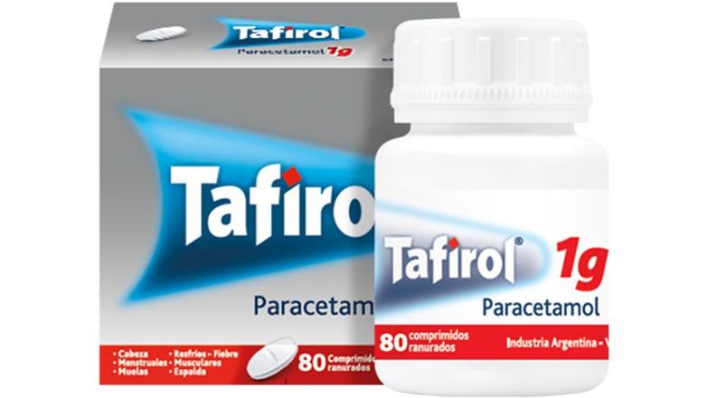 ANMAT suspendió la comercialización de un lote de Tafirol
