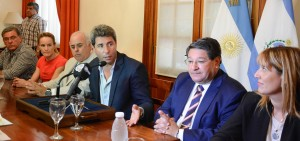 """Presentaron oficialmente el """"Maratón del Movimiento 2018"""""""