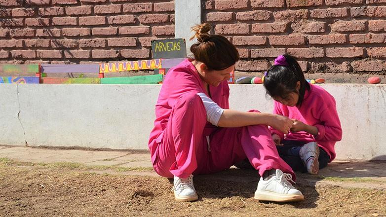Estrategias para contener a niños y jóvenes durante la pandemia