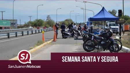 Semana Santa y segura | #SanJuanEnNoticias
