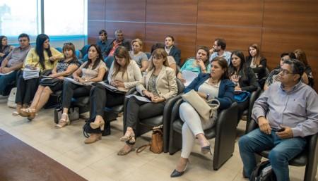 Directores municipales de Acción Social se reunieron para delinear acciones