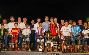 """En el cierre del Mundialito, Uñac aseguró que """"el deporte es un vehículo para la realización de una mejor sociedad"""""""