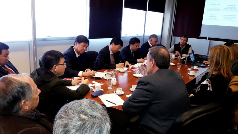 China se interesó fuertemente en el vino y aceite de oliva de San Juan