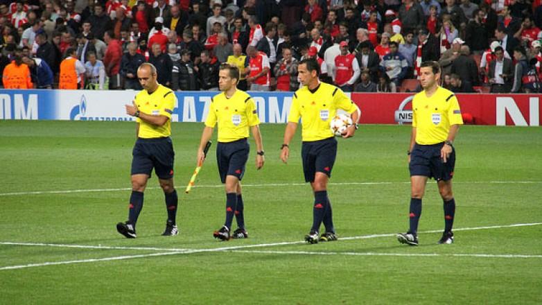 Este miércoles se realiza la capacitación para árbitros de fútbol de San Juan