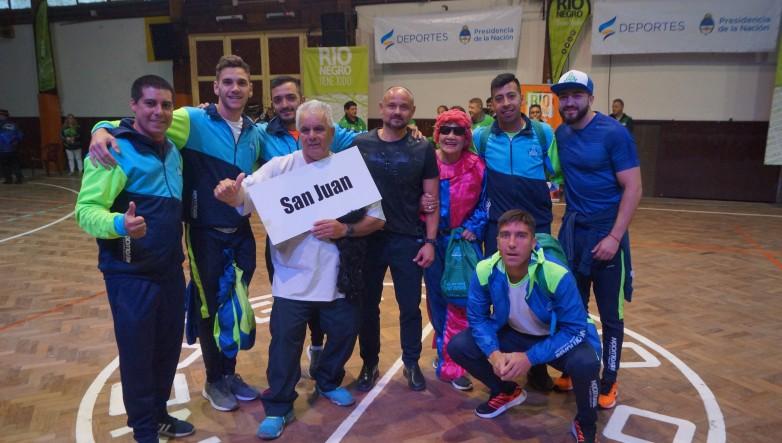 Concluyeron los Juegos Evita en Bariloche