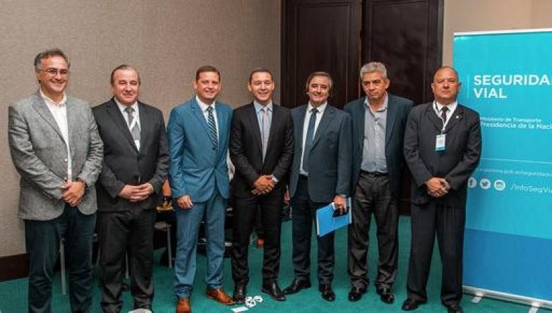 San Juan ocupa la Vicepresidencia del Consejo Federal de Seguridad Vial