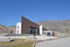 Artistas visitaron el Centro de Educación Ambiental Anchipurac