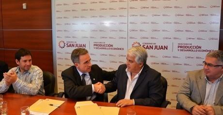Acuerdos de cooperación con la Universidad Católica de Cuyo