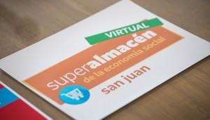 Emprendedores de la economía social tienen un Superalmacén virtual para mostrarse