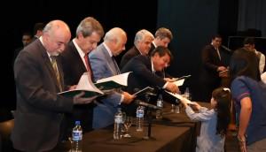 """La """"Asamblea del Futuro"""" trató en San Juan los problemas del planeta"""