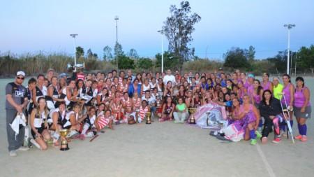 Las Mami Hockey coparon San Juan