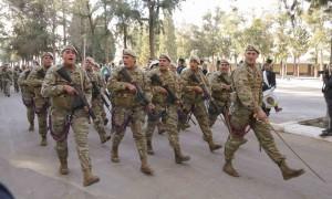 El Ejército conmemoró sus 209 años de vida