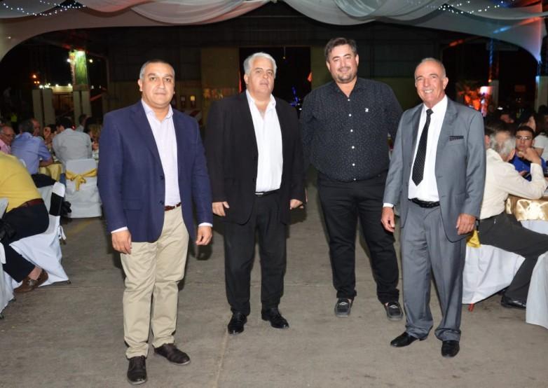 El ministro Díaz Cano participó del 24º aniversario del Mercado Concentrador de San Juan